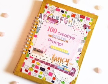 80% recycled journal
