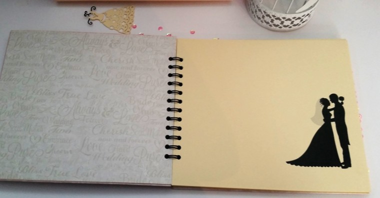Wedding Guest Book 8